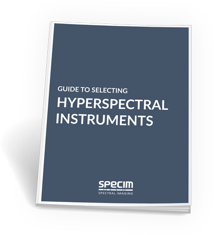 Guide to selecting hyperspectral instruments.