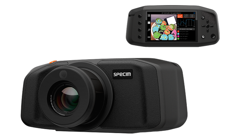 Specim IQ - The first mobile hyperspectral camera.