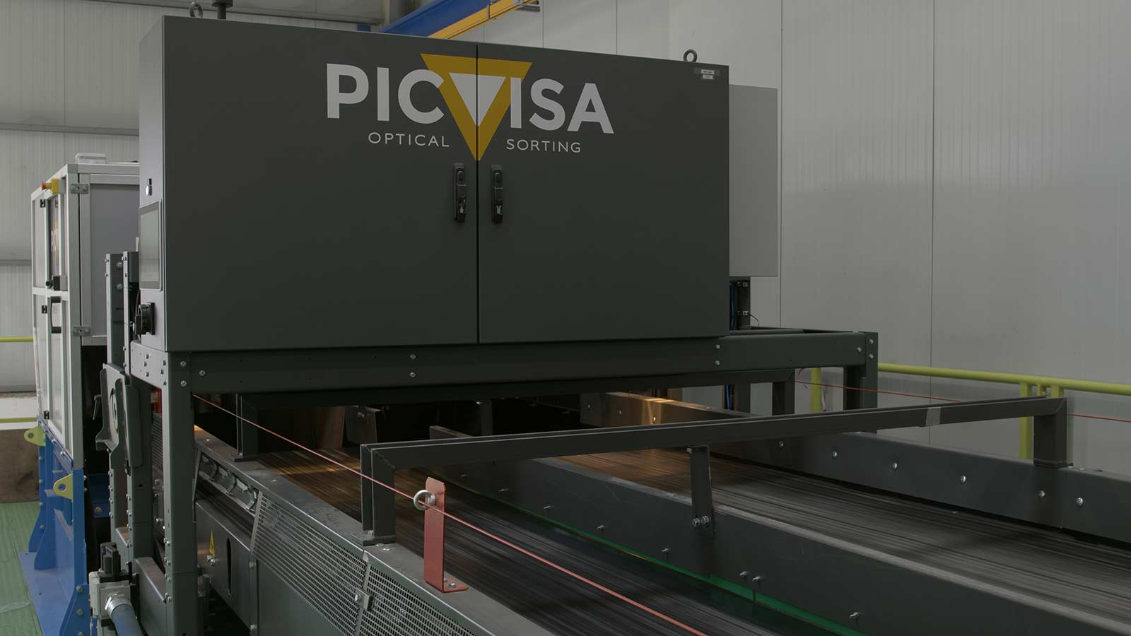 Picvisa and Specim FX series hyperspectral cameras